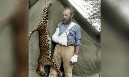Historic Outdoor People: Carl Akeley is One Badass Taxidermist