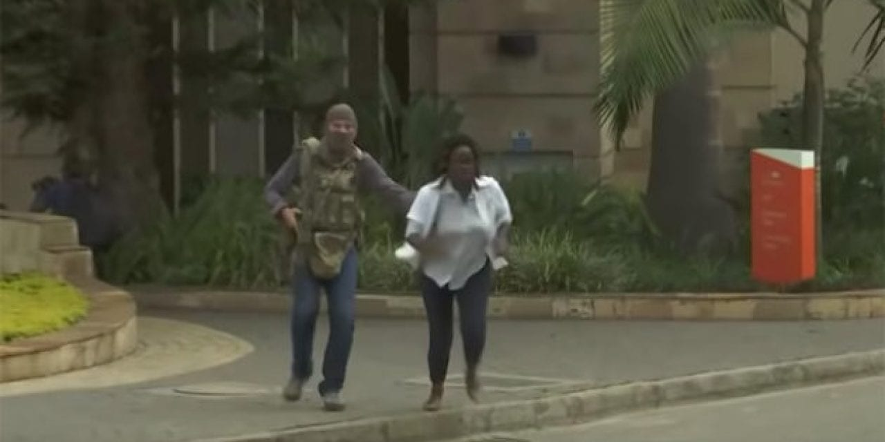 Kenya Terror Attack Video May Have Revealed a U.S. Navy SEAL on a Secret Mission