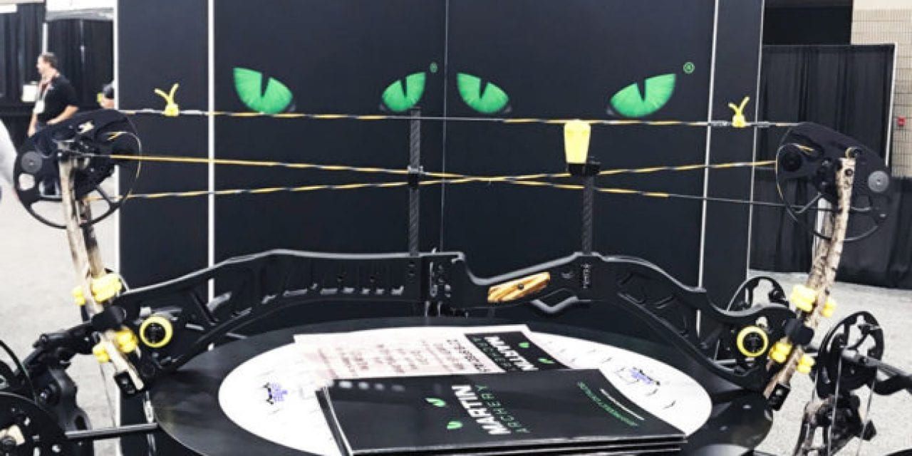 Martin Archery Features New Firepower at ATA 2019