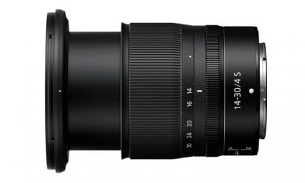 NIKKOR Z 14-30mm f/4 S Lens For Z Mount, Plus Filmmaker's Kit