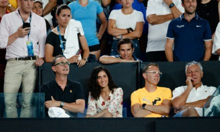 Report: Nadal Engaged, Plans Fall Wedding