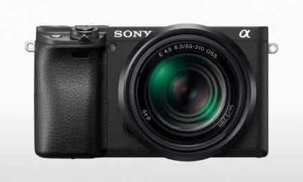 Sony a6400 APS-C Mirrorless With Real-Time Eye AF