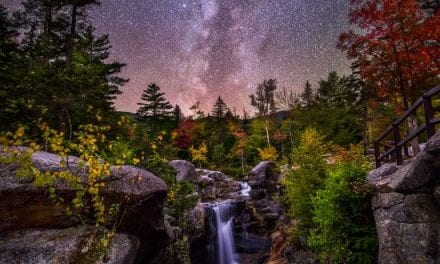 The Story Behind: Milky Way Falls