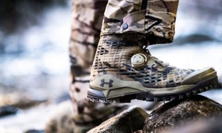Under Armour Releases the First Cam Hanes Signature Hunting Boot, the CH1 GTX