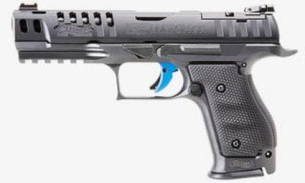 Walther Introduces All New Q5 Match Steel Frame