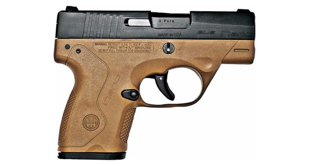 9mm concealed carry handguns