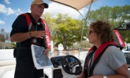 BoatU.S. On-Water Training Program Makes Debut at Miami Boat Show