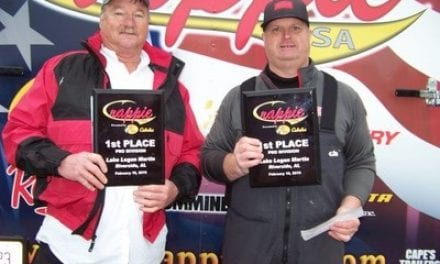 CUSA Pro Division Victory at Logan Martin in AL goes to Talley and Baker