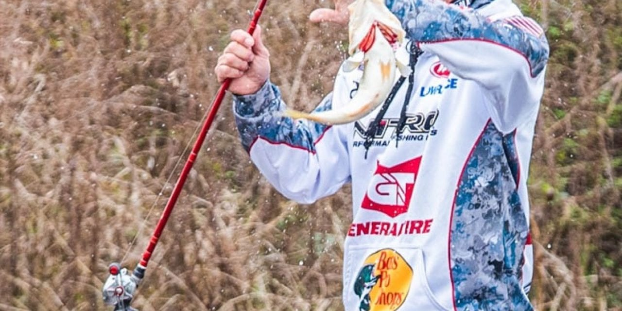 Edwin Evers Wraps Up Win of MLF Bass Pro Tour Stage Two on Lake Conroe