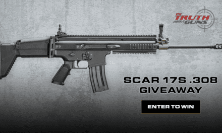 Enter This Contest to Win a SCAR 17S .308 Rifle!