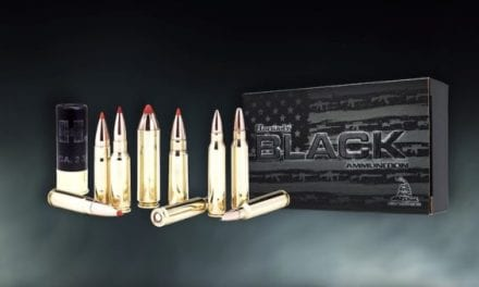 Here's What You Need to Know About Hornady Black Ammo