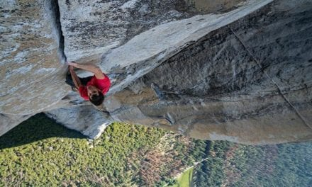 """Jimmy Chin's """"Free Solo"""" Wins Oscar For Best Documentary Feature"""
