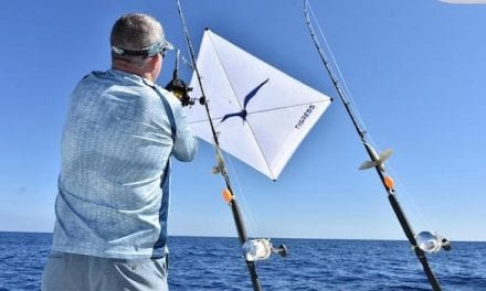 New Gear for Kite Fishing