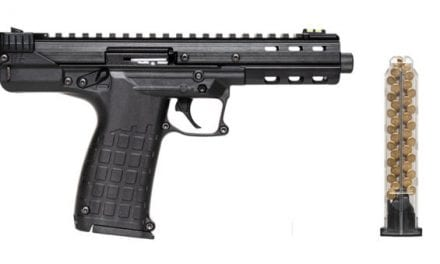 New Kel-Tec CP33 Can Hold 33 Rounds in Its Magazine