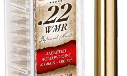 Norma Unveils Jacketed Hollow Point in .22 Mag