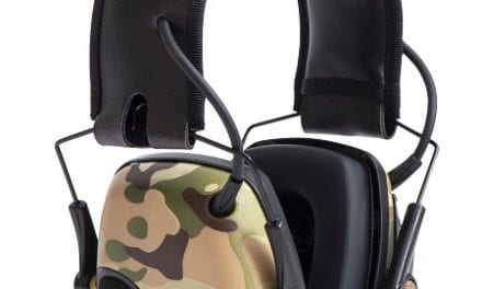 Shooter-Favorite Hearing Protection Gets New Covert Colors