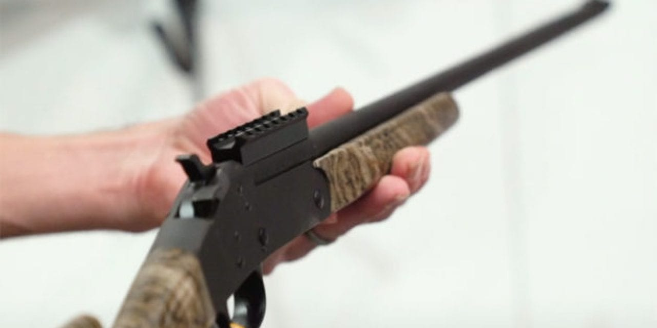 Stevens Has Transformed the .410 Into a Gobbler Gun With the 301 Turkey