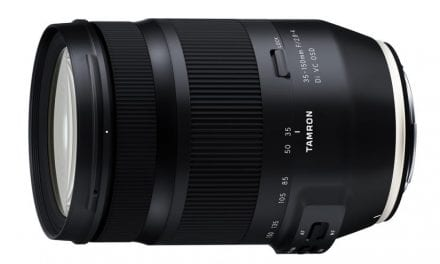 Tamron In Development Of Three New Full-Frame Lenses