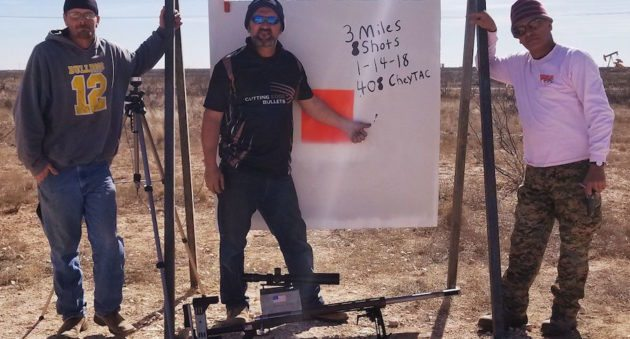 Texas Man Nails 3 Mile Shot To Set The New Distance Record