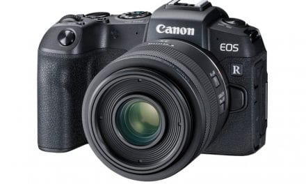 The Canon EOS RP Is An Affordable, Entry-Level Full Frame Mirrorless Option