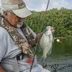 Arkansas GFC – Crappie Spawning Fishing Tips
