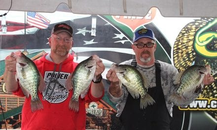 Crappie Masters – Carlile and Nichols A Single Pole Victory At D'Arbonne
