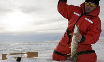 Eureka – Ice Fishing Tips for Beginners