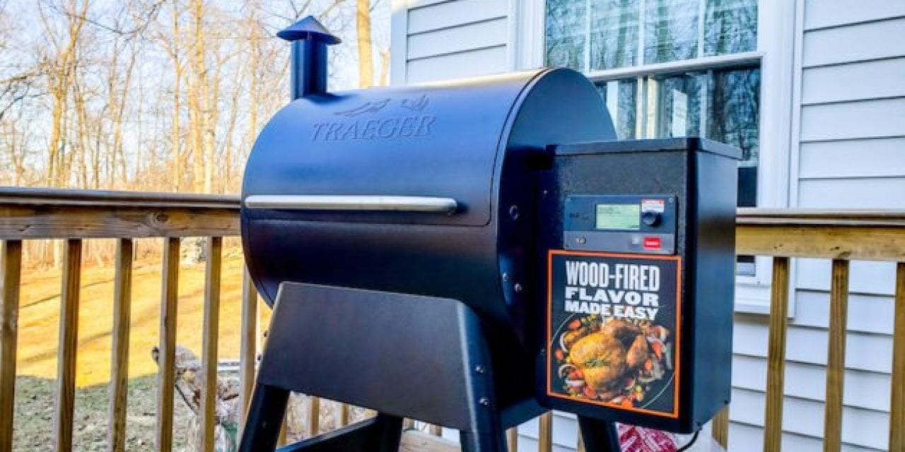 First Look at the New Traeger Pro 575