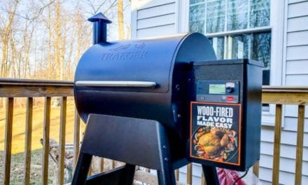 First Look at the NewTraegerPro575