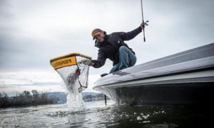 Frabill Introduces A Net To Help For The Big Ones