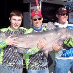 Team Ishcomer/Gaston wins Cabela's King Kat Tournament on Wheeler Lake