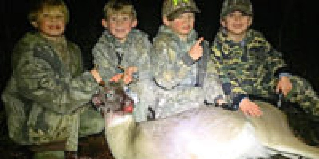 The Future of Hunting Must Start Now!