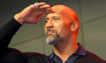 'The Rock' Receives Backlash Over U.S. Army Tank Named After Him
