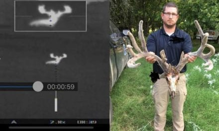 Thermal Hunting a B&C Buck Leads to Oklahoma Poaching Charge