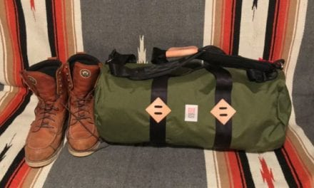 This Chaco Duffel Makes a Weekend Trip 10 Times Easier