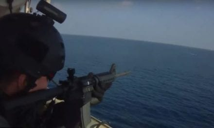 Video: These Somali Pirates Attacked the Wrong Ship
