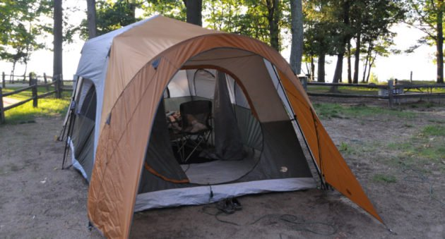 Best Michigan Campgrounds