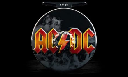 Abel Fly Reels Release an AC/DC-Inspired Reel, and Headbanging Anglers Everywhere Rejoice