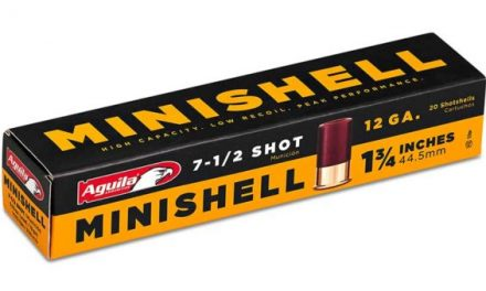 Aguila Minishells Are Too Versatile for You to Ignore