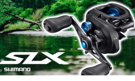 Check Out the $100 Shimano SLX Baitcast Reel