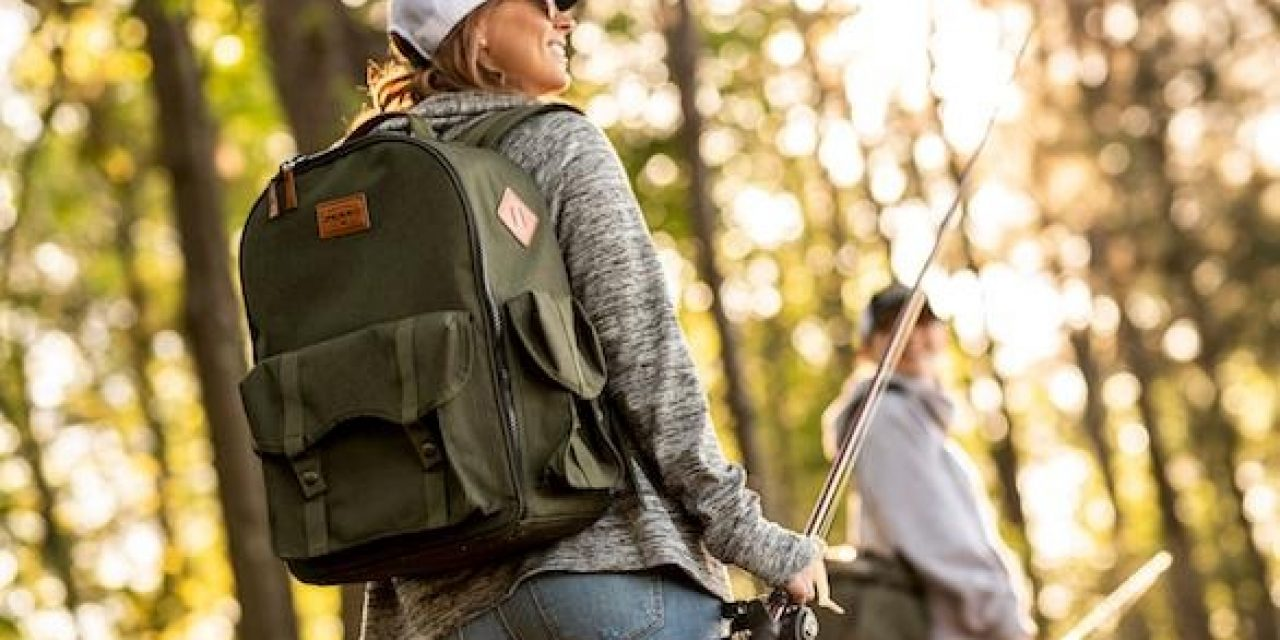 Check This Out For Your Next Hiking-Fishing Trip – Plano's A-Series 2.0 Backpack