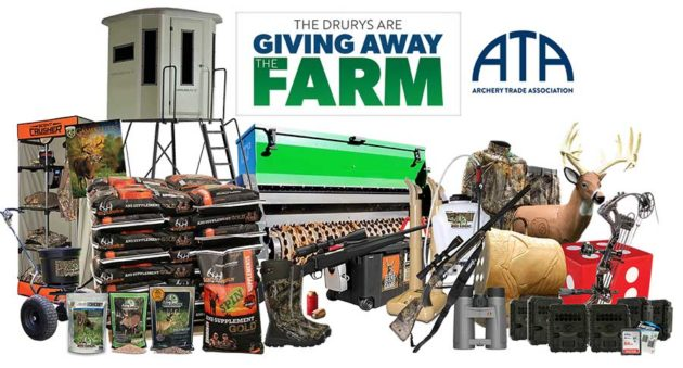 DOD 30th Anniversary Giveaway April- RTP Outdoors Groundbreaker 3