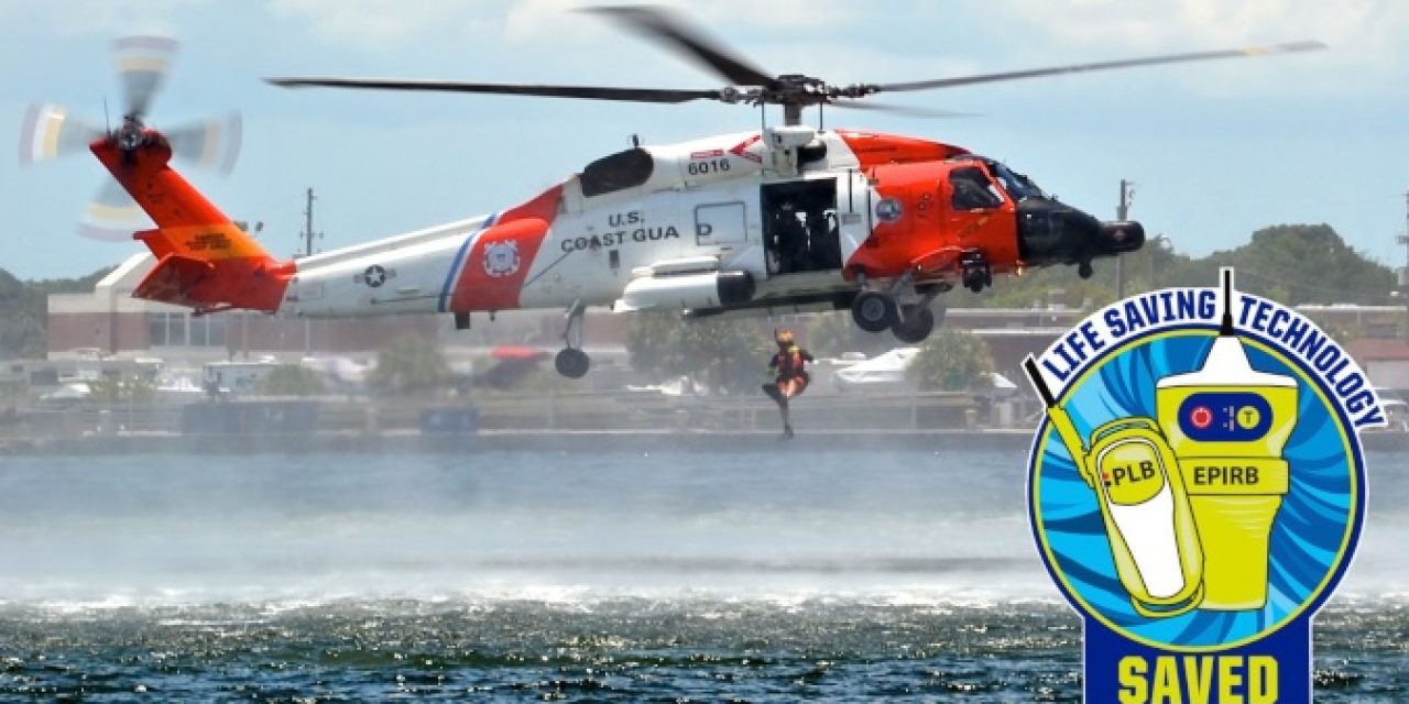 EPIRB Awareness By The Coast Guard Campaign
