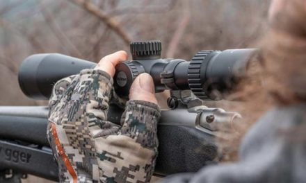 First Look: The New Nikon PROSTAFF P5 Riflescope