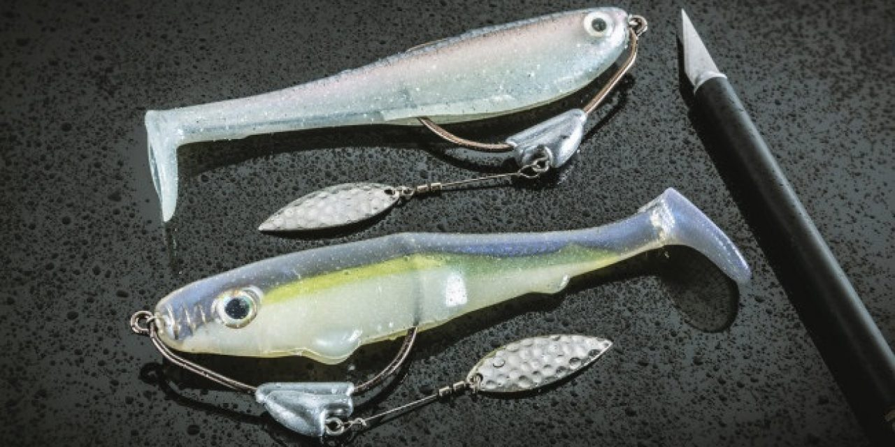 FLW Fishing – How Buddy Rigs a Hollow Swimbait