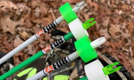 FOB Archery Gear Review: It's Just Like Your Normal Fletching, Only Better