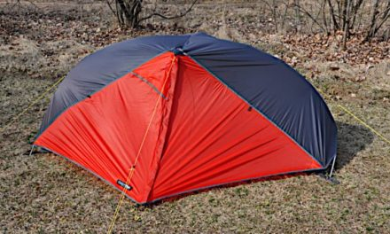 Gear Review: The Outdoor Vitals Dominion 1P Ultralight Backpacking Tent