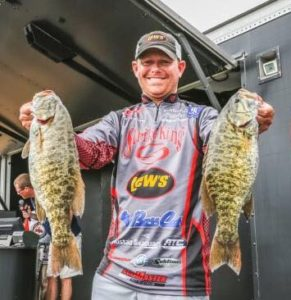 Oklahoma's Upshaw Leads Wire-To-Wire On Cherokee Lake