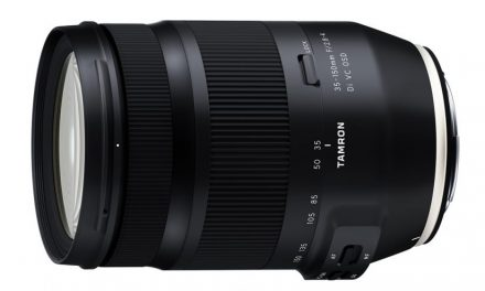 Tamron 35-150mm F/2.8-4 For DSLRs Gets Price And Release Date