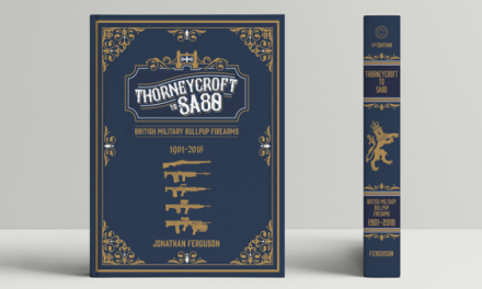 The Creators of Forgotten Weapons Introduce Headstamp Publishing